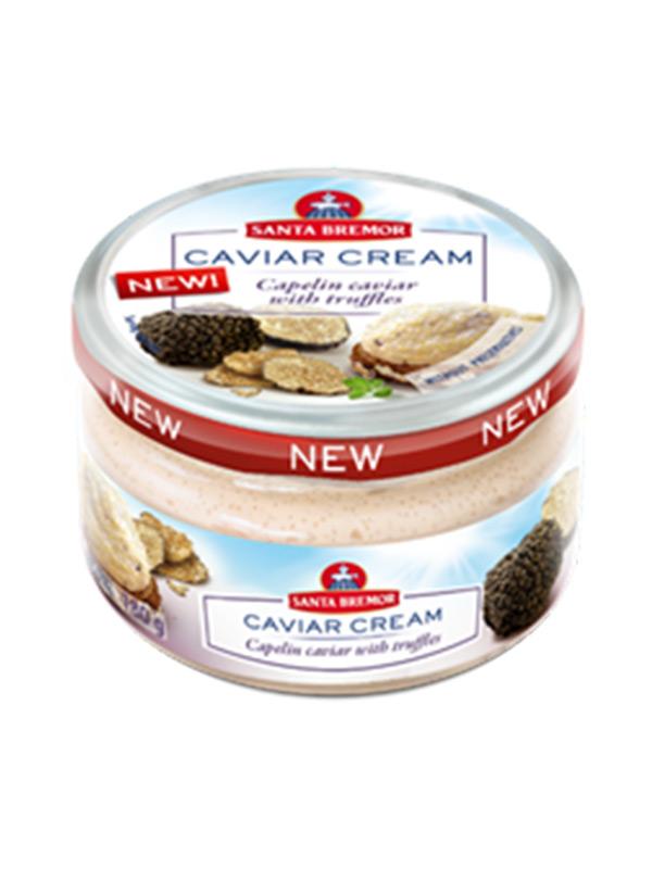 Caviar Cream Truffle, 180g, 6/carton